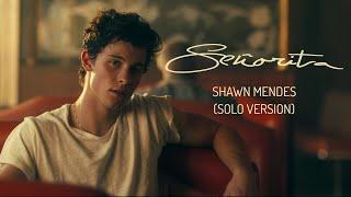 Shawn Mendes - Señorita (Solo Version) + DL