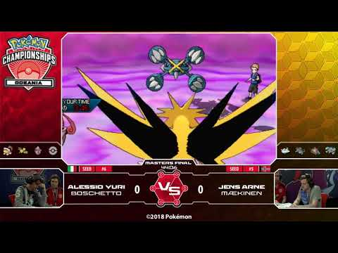 Download Youtube: 2018 Pokémon Oceania International Championships: VG Masters Finals