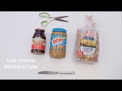 Warby Parker | Last-Minute Birthday Cake - YouTube