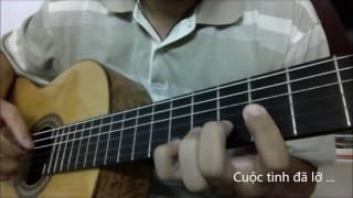 Anh con no em (Quang Dung) [Guitar solo] [K'K]