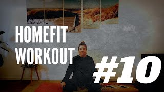 HOMEFIT #10 - YIN YOGA