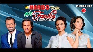 Nuevos Personajes de Mi Marido Tiene Mas Familia, Silvia Navarro, Gabriel Soto y muchos mas