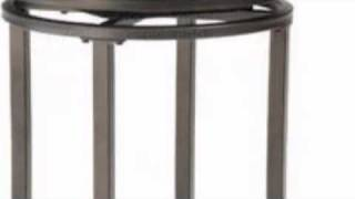 Melbourne Bar Stool - Hillsdale Furniture