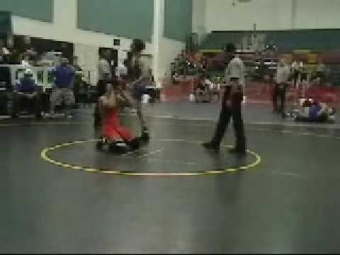 MASTER WRESTLING 2009 SECOND FIGHT RENZO SALAZAR