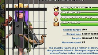 Clash of Clans - The Archer Queen Decoded - Her Secret REVEALED!