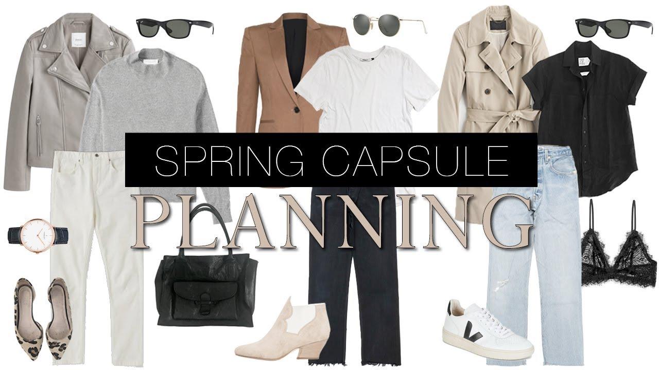 Spring capsule wardrobe | Part 1: visual idea & planning 7