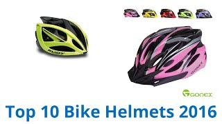 10 Best Bike Helmets 2016