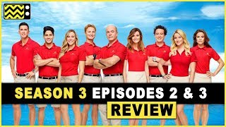 Below Deck Mediterranean Season 3 Episodes 2 & 3 Review & Reaction | AfterBuzz TV