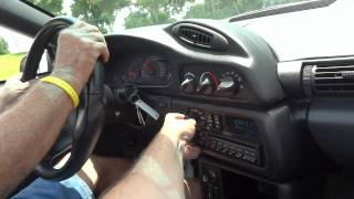 1995 Chevrolet Camaro Z/28 Presentation