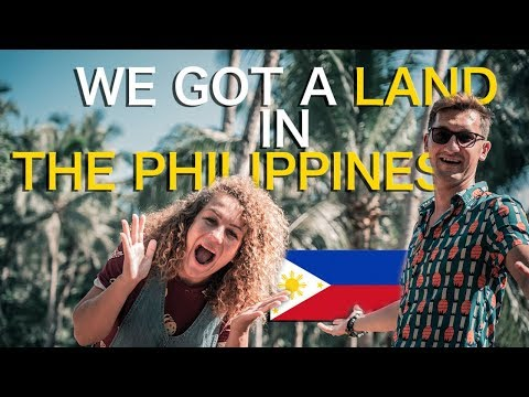 WE MOVED TO THE PHILIPPINES | Chapter 1: LEASING A LAND