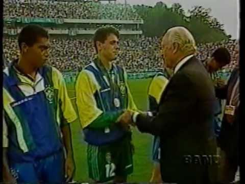 Jogos Olímpicos 1996 - Brasil medalha de bronze
