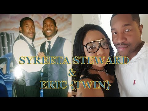 Jholie Moussa Mother Syreeta Steward With Her Twin Husband Eric