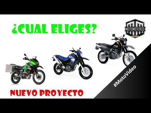 ¿YAMAHA XT660, SUZUKI DR650 o KAWA KLR650? Cual prefieren y porque - Motomoteros