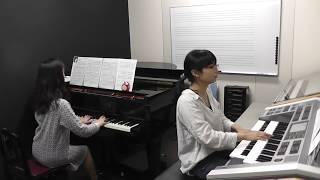 ピアノ&エレクトーンによる演奏です。 ひとりで手拍子は寂しい… P&E動...