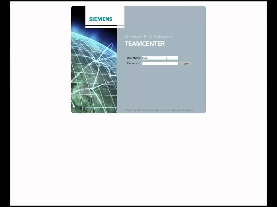 Siemens Teamcenter® software - End-to-end PLM software