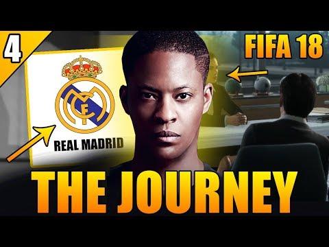 UNSER WECHSEL ZU REAL MADRID ?! 🏆 MICHEAL GEFEUERT !! 😱 | FIFA 18: THE JOURNEY 2 #4 | DEUTSCH