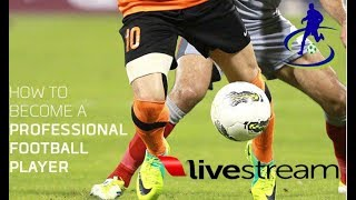 """STREAM"" Granville - Concarneau : Football 2018"