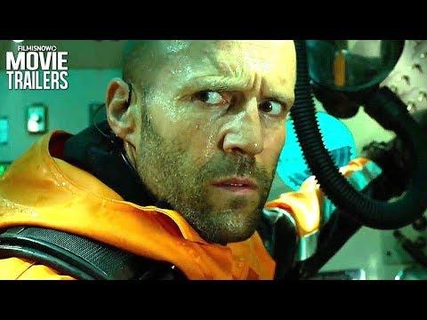 THE MEG International Trailer NEW (2018) - Jason Statham Shark Thriller Movie