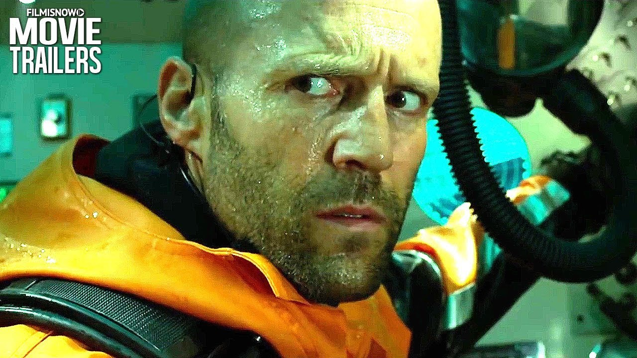 THE MEG International Trailer NEW (2018) - Jason Statham ...