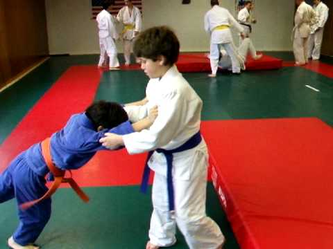 GENTLE WAY JUDO CLUB CT - 1,000 Throws