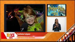 CULTURA: Nuevas funciones del musical Peter Pan, ¡está increíble¡