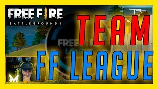 BUSCANDO TEAM para la FREE FIRE LEAGUE