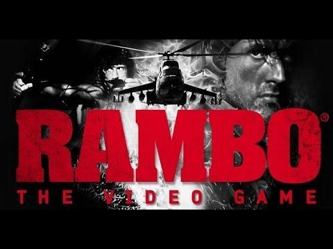 Первый взгляд - Rambo The Video Game