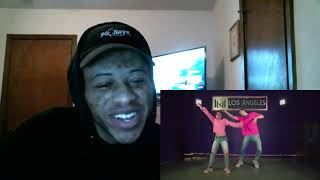 ARIANA GRANDE - 7 RINGS  Matt Steffanina & Tati McQuay Dance Choreography REACTION
