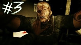 Outlast Gameplay Walkthrough Part 3 - Down the Drain