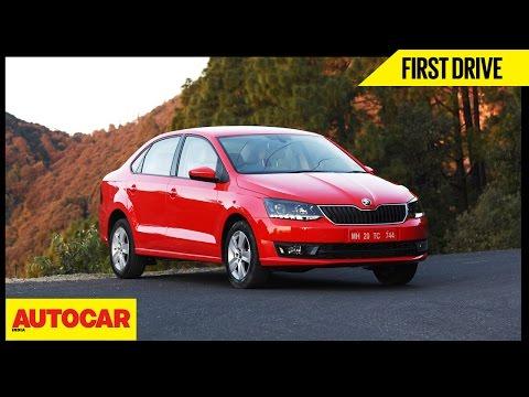 Skoda Rapid 1.5 TDI DSG | First Drive | Autocar India