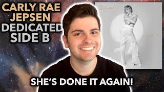 Baixar Carly Rae Jepsen – Dedicated Side B   REACTION + ANALYSIS