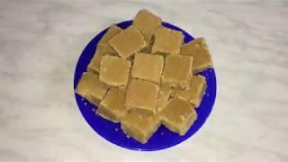 ингушская халва. Рецепт мучной халвы. Ингушская кухня