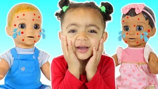 Miss Polly had a Dolly Song Nursery Rhymes & Kids Songs # 3