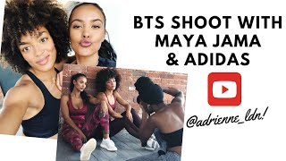SHOOT DAY & 6 THINGS YOU NEVER KNEW ABOUT MAYA JAMA!