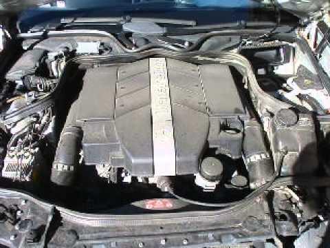 Wrecking 2003 Mercedes E Class Petrol 2 6 V6 W211 E240