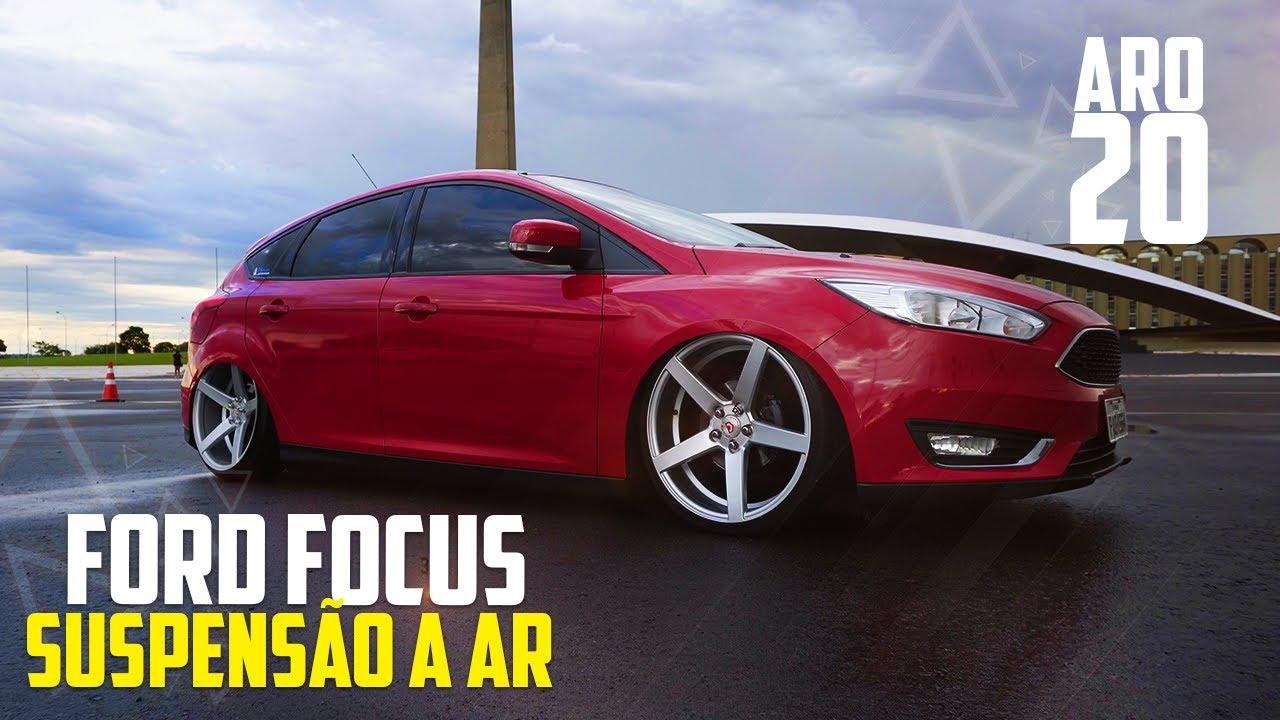 Ford Focus - Suspensão a Ar - Aro 20 - KcmFilmes