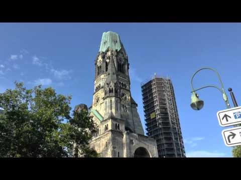 DIE KAISER-WILHELM-GEDÄCHTNISKIRCHE IN BERLIN IN 2015