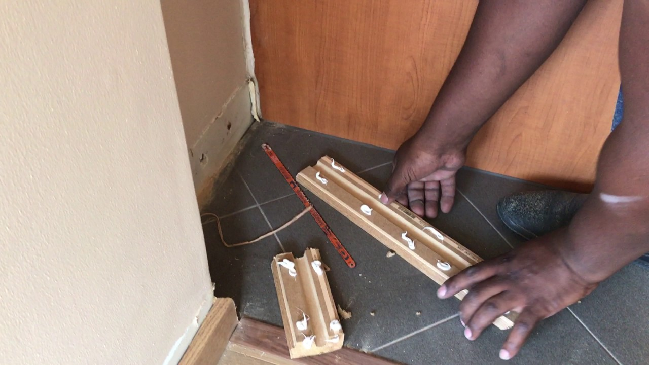 Kenya Laminate Flooring Skirting Installation Floor Decor