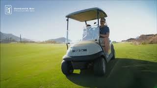 TPC Danzante Bay Golf Course in Loreto, Mexico