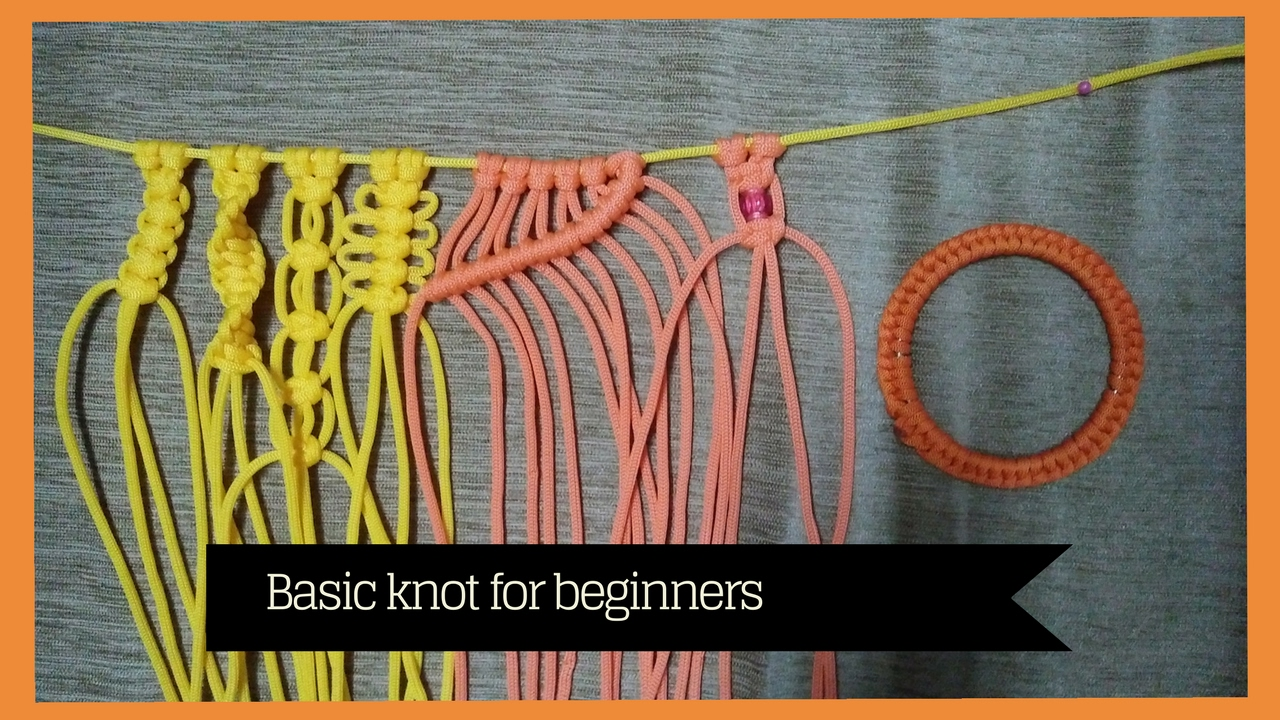 MACRAME BASIC KNOTS PDF DOWNLOAD