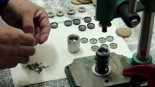 как сделать пуговицы для мебели