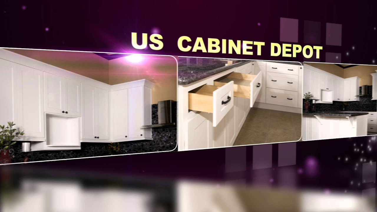 US CABINET DEPOT 1 - YouTube
