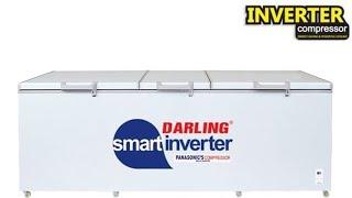 Có nên mua tủ đông 1500l Darling Smart Inverter