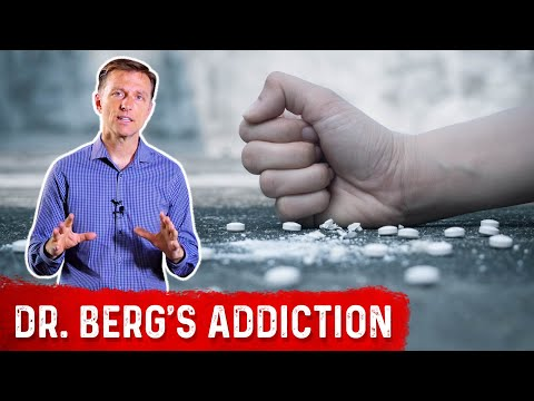 Top Addictive Drug in the World: Even Dr. Berg is Addicted