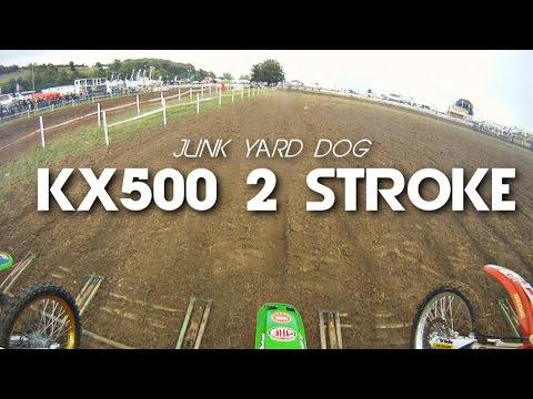 BEAST MODE- John Dowd KX500 RACE