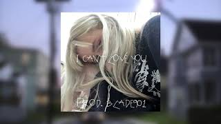 "[SOLD] ""i can't love you"" sad alternative emo rap | lil peep type beat (prod. blade901)"