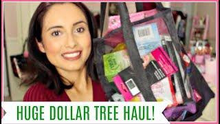HUGE DOLLAR TREE HAUL!!! MUST SEE!!!