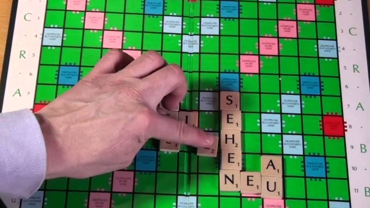 Scrabble Anleitung