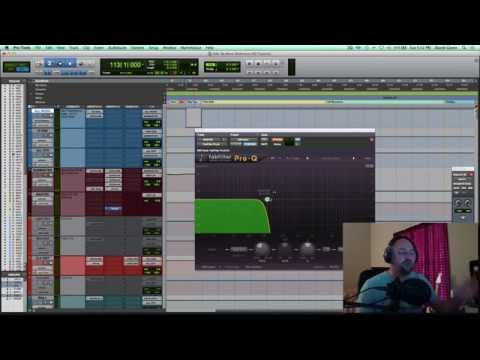 How to Use Reference Mixes with FabFilter Pro-Q