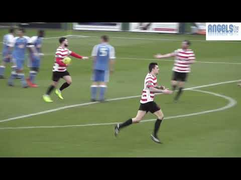 TONBRIDGE ANGELS VS KINGSTONIAN - Match Highlights 12/01/2019